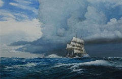 A Change in the Weather, British Tea Clipper Spindrift, July 18, 1867