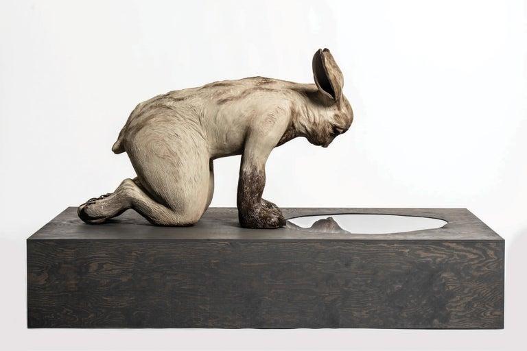 Mirror Mirror - Sculpture by Margit Brundin