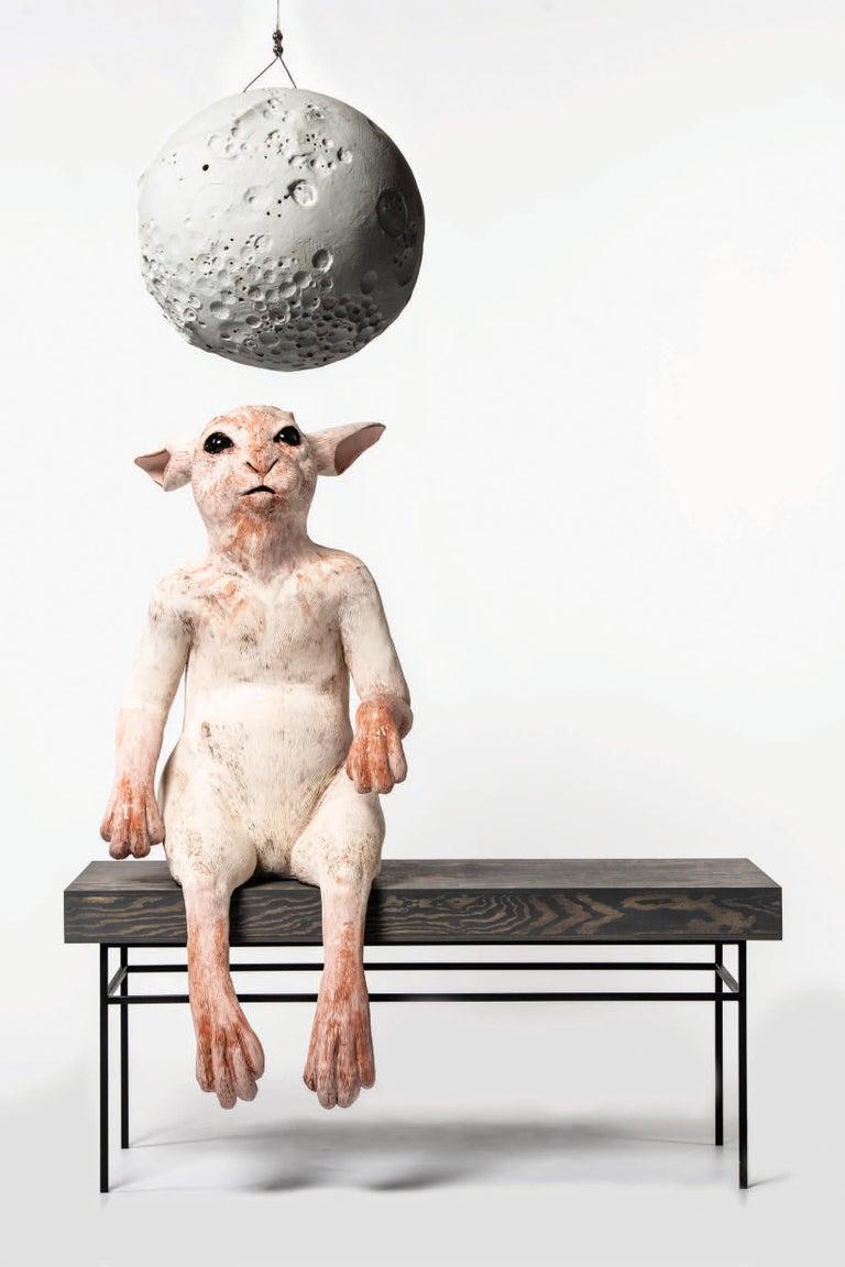 Stargazer - Sculpture by Margit Brundin