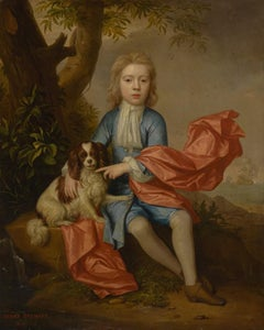 Attributed to Thomas Murray (1663-1735) Portrait of Henry Stewart