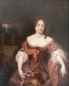 17th century Dutch Portrait of a Lady