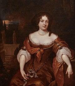 17th century Dutch Portrait of a Lady