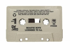 Beastie Boys-Cassette Tape