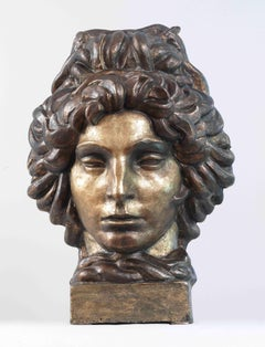 The Gorgon, mythical creature portrayed in ancient Greek literature