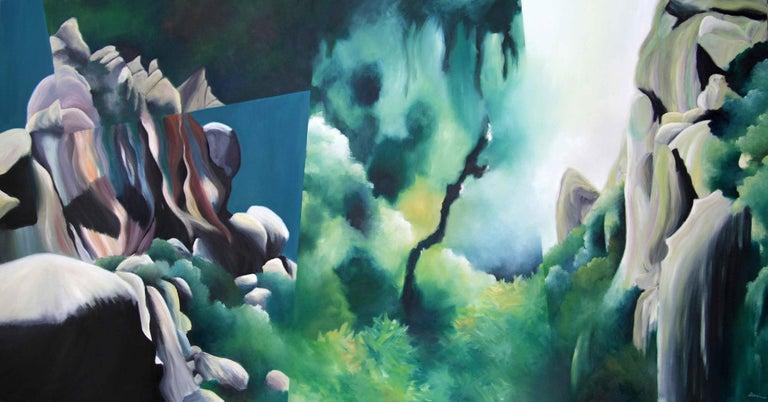 Darren Sears Landscape Art - Fall