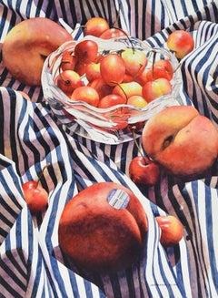 Queen Anne Cherries & Peaches