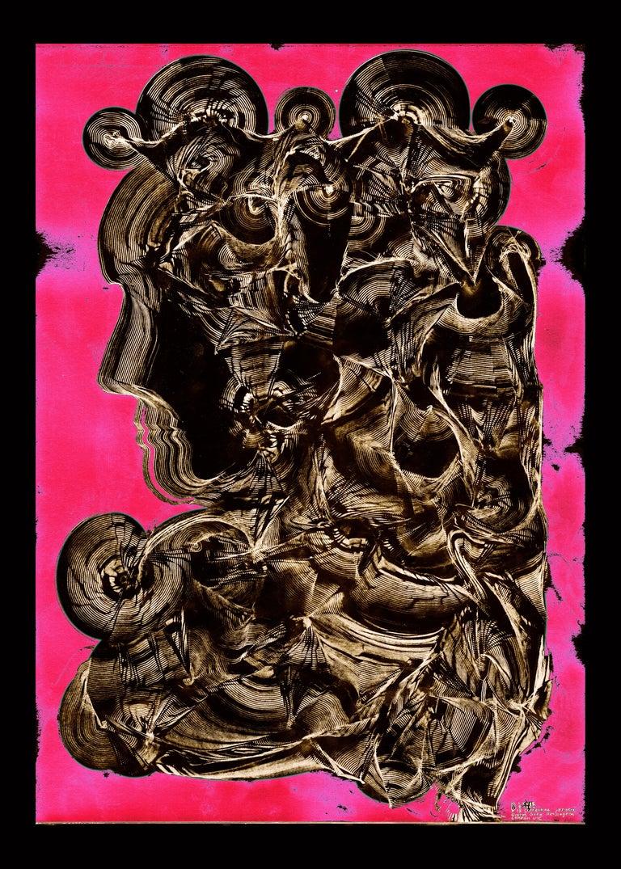 20180801 108 18 KN8B946A serpentine fringe QueensGate Kensington by Volodymyr Zayichenko Collectible fine art museum quality digital print Collectible art, museum quality unique archival digital print Finest digital print on archival quality museum