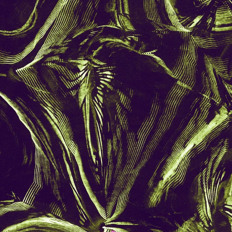 Serpentine London - Abstract Print, Mixed Media, Digital by Volodymyr Zayichenko For Sale 3
