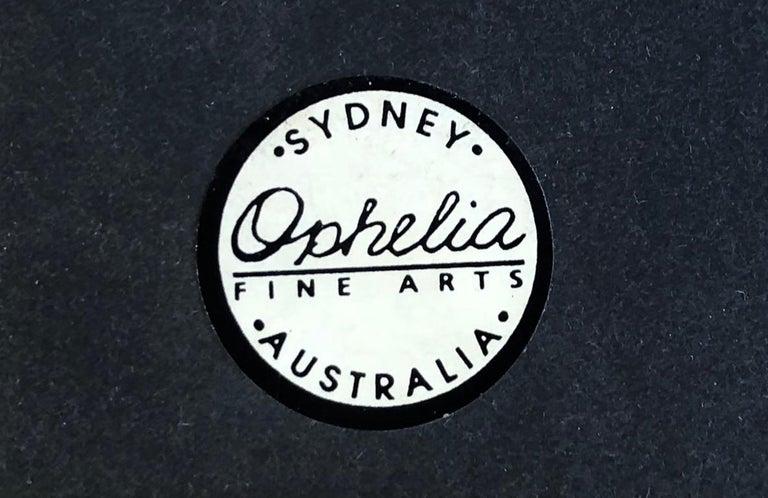 Australian School - Female Nude Study - Academic - Circa 1950s For Sale 2