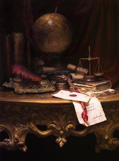 Traveler's Desk
