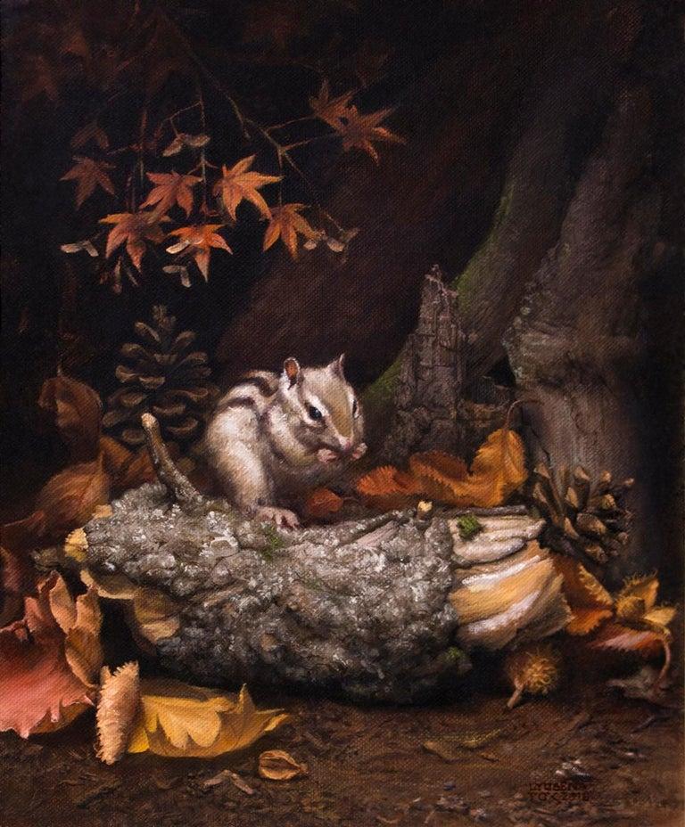 Autumn Chipmunk 1