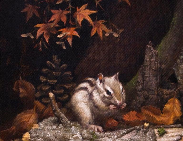 Autumn Chipmunk 2