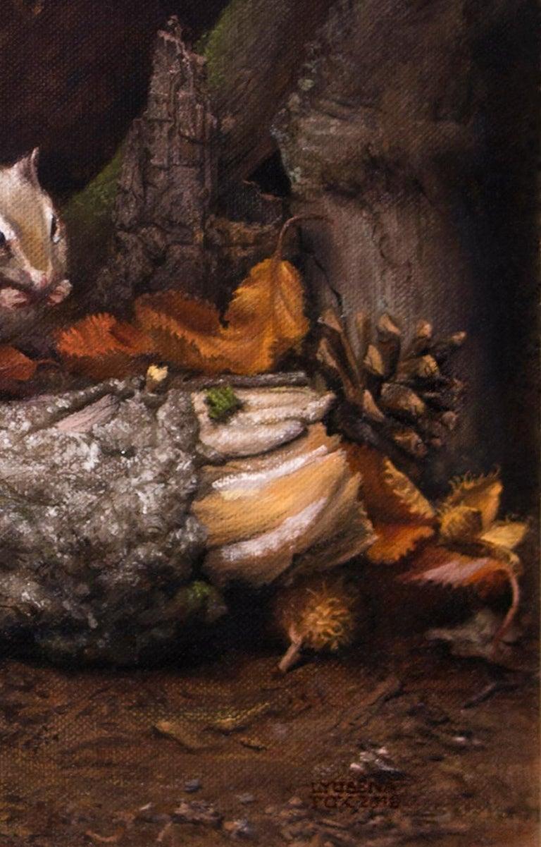 Autumn Chipmunk 4