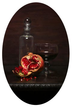 Pomegranate & Glass