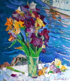 Nikolaevsky Yachting Club Flowers