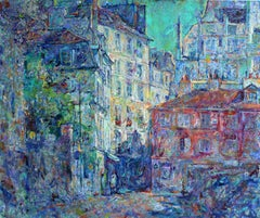 Rue De l`Abbaye - Paris