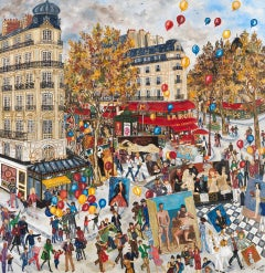 Montparnasse Painting Festival