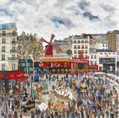 Hommage A Toulouse Lautrec