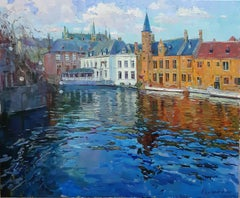 Bruges, Water Surface