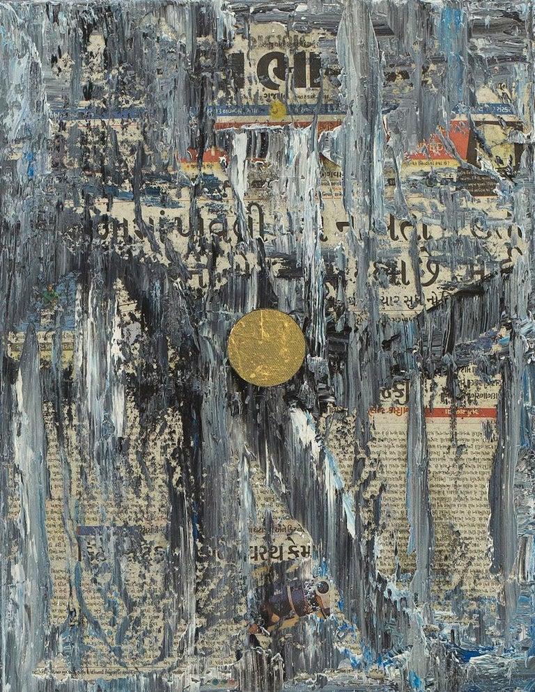 Yuri Figueroa Abstract Painting - GC Ss 6 babel