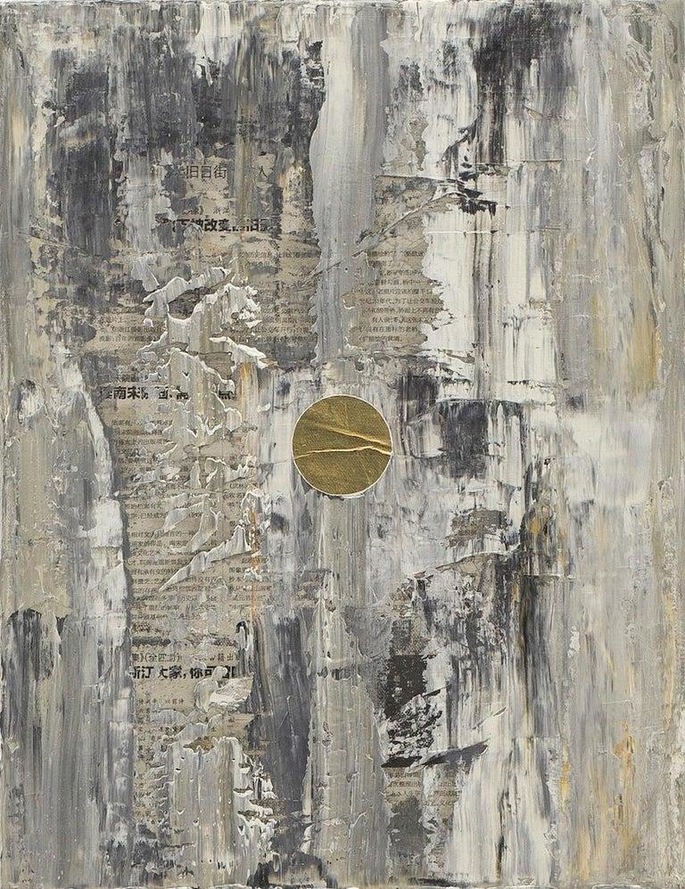 Yuri Figueroa Abstract Painting - GC Ss 7 babel