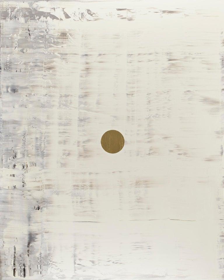 Yuri Figueroa Abstract Painting - GC W 4
