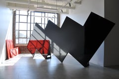 "Large Contemporary Sculpture & Installation - ""A Kyte to Caesar"" - Geometric"