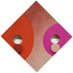 Equivalence 60 - Linda King Ferguson - Contemporary - Painting
