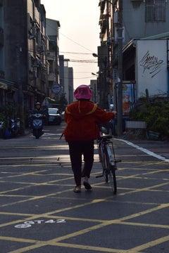 Photograph Print on Handmade Paper - Tainan, Taiwan - Street Photography, City