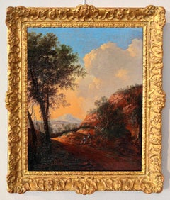 Landscape - 17th century - Venetian school - oil on canvas - painting