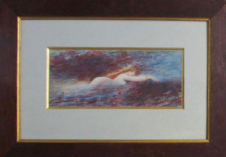 Little Mermaid - The Siren - Art by Frank Howland