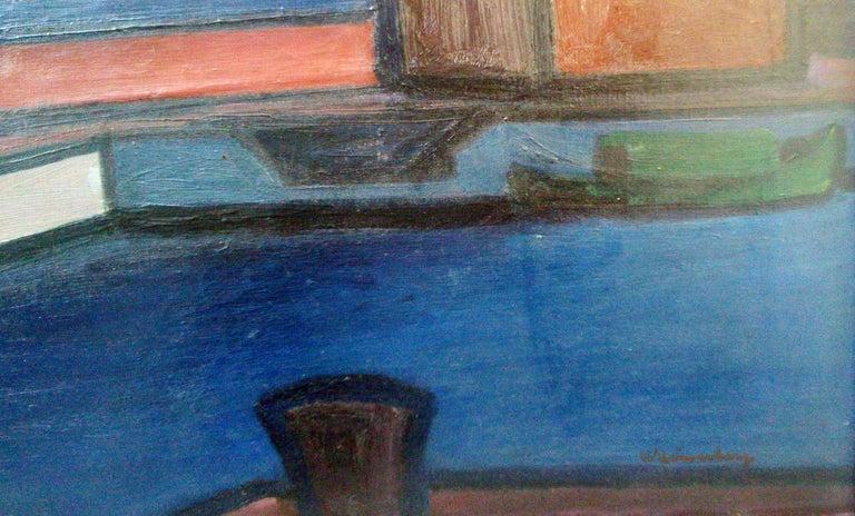 Scandinavian Modernist: Lighthouse at Helsingor. Exhibited at Venice Biennale  For Sale 2