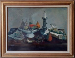 1950s Still-life Paintings