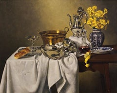 Very Large Still Life with Sterling