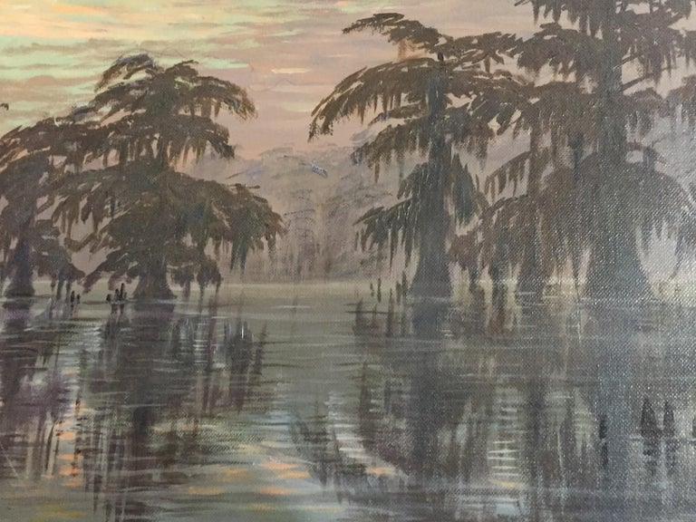 Bayou Sunset (Large) For Sale 2