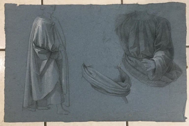 Unknown Figurative Art - 17th/18th Century Old Master Sketches