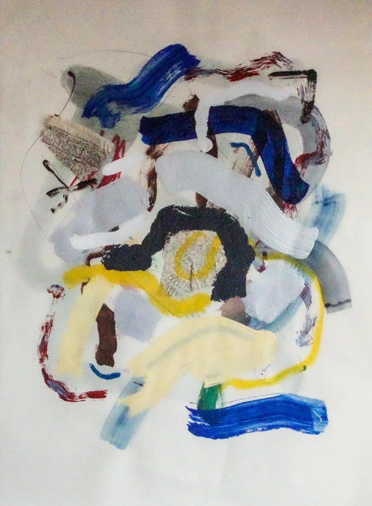 Leroy Miranda Abstract Painting - Awakening