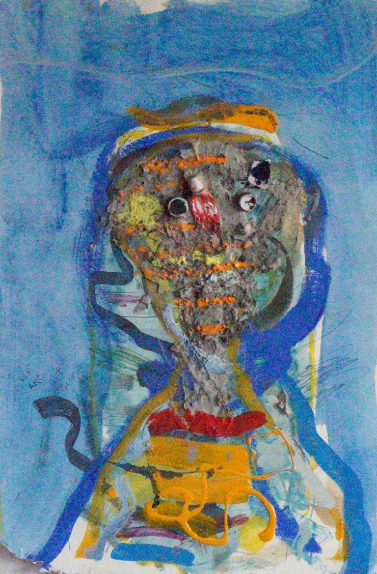 Leroy Miranda Figurative Painting - Chromanthropus