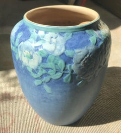 Newcomb Pottery Vase by Henrietta Bailey, Joseph Meyer