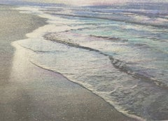 Colorfield Beach - Sunrise (Pastel)