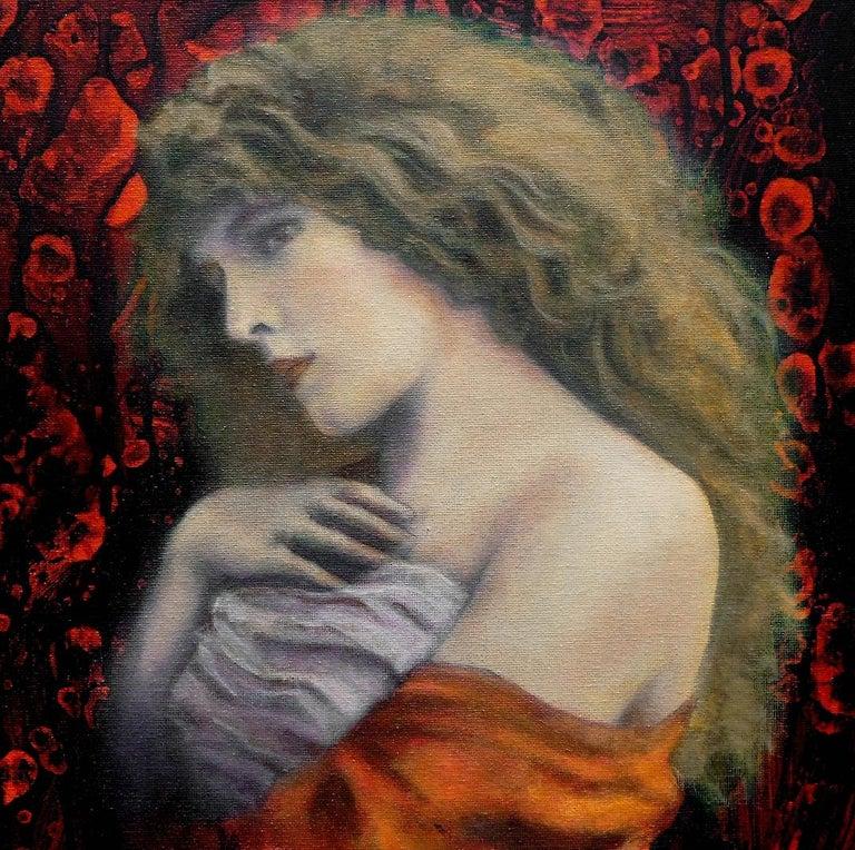 Beata Beatrix - Painting by Louis Braquet