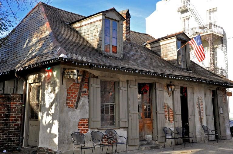 Lafitte's Blacksmith Shop, New Orleans 2