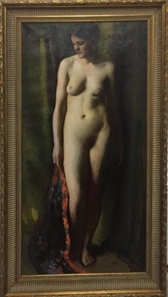 Large Standing Nude