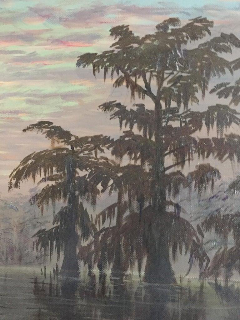 Bayou Sunset (Large) For Sale 4