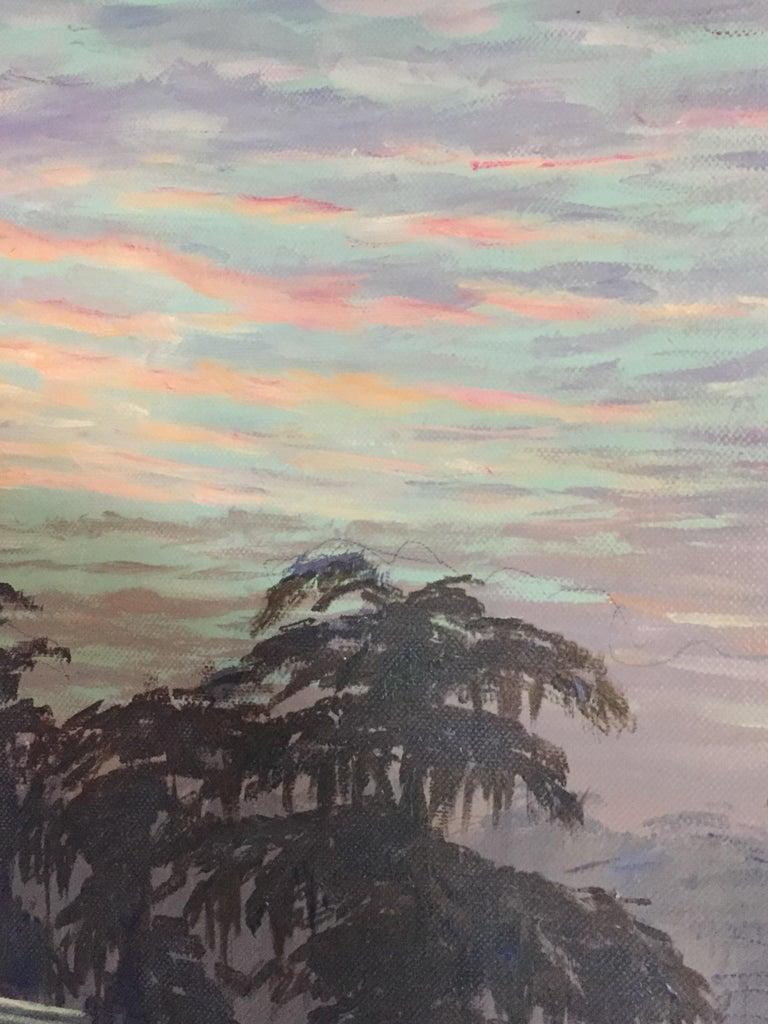 Bayou Sunset (Large) For Sale 5