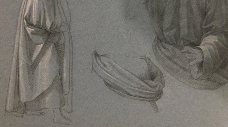 17th/18th Century Old Master Sketches - Art by Unknown