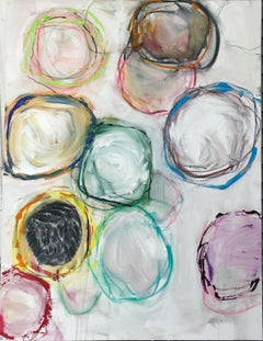 Paint Abstract Drawings and Watercolors