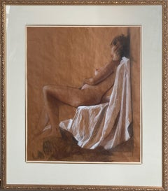 Seated Nude (Large)