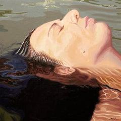 """Floating"" by Spanish artist Rosana Sitcha"