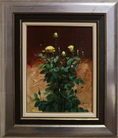 """Charm"" by Fernando Alcaraz 16 x 12"" Oil on Canvas"